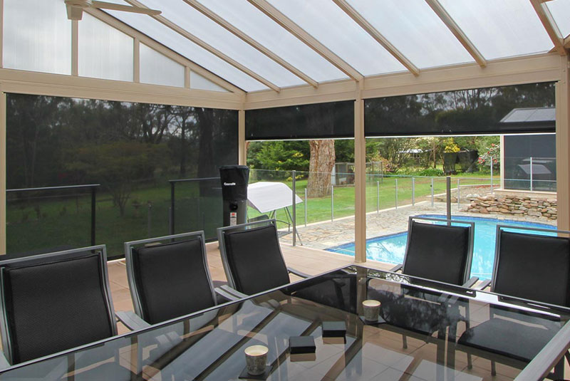 Adelaide's Best Priced Outdoor Blinds